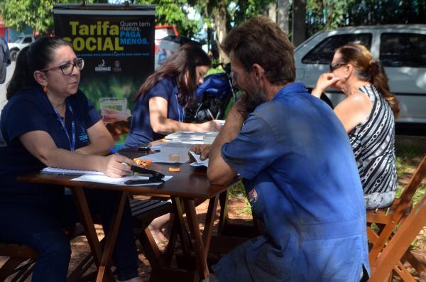 Unidade De Atendimento Móvel Chega à Santa Marta