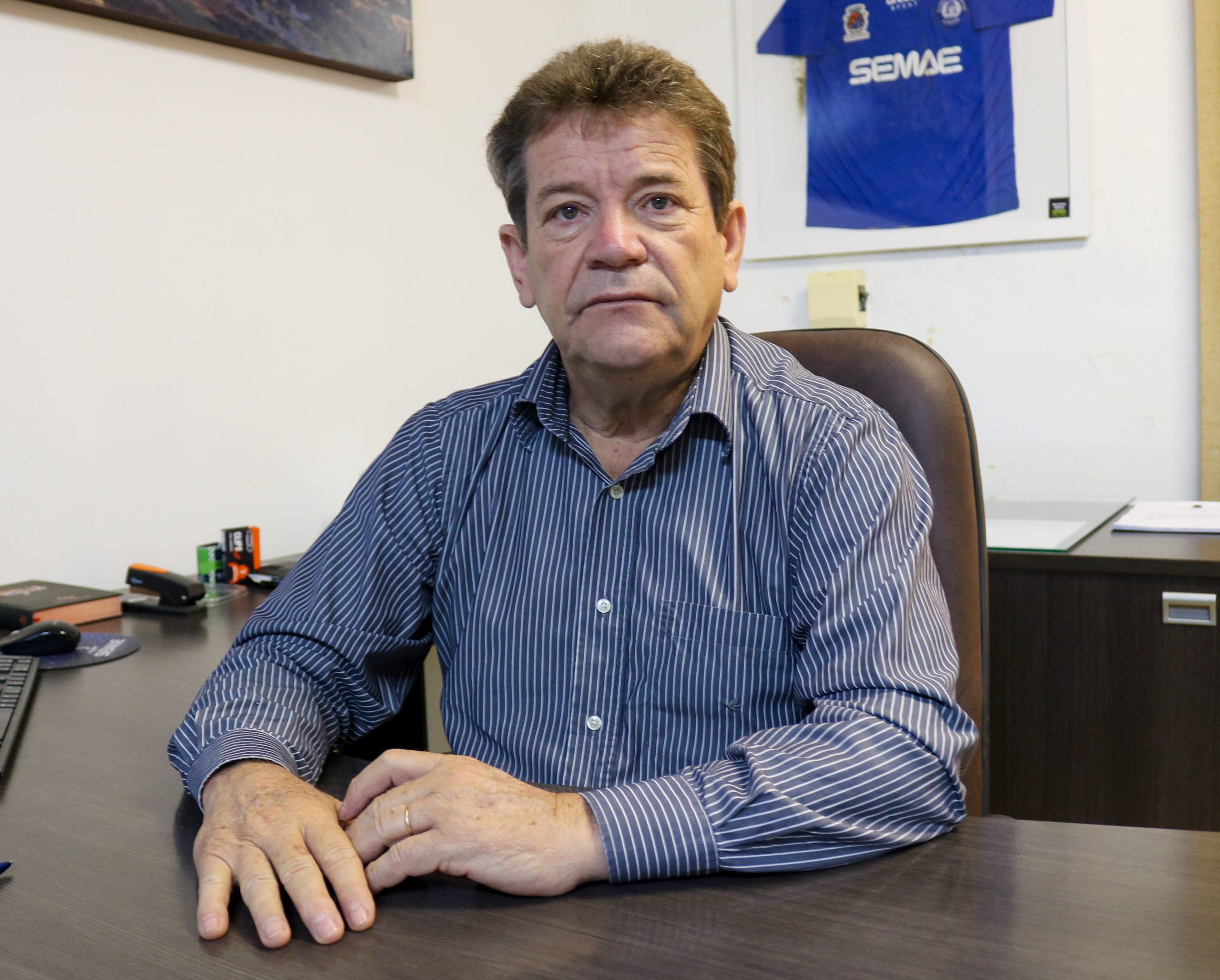 NOVO DIRETOR | Vice-prefeito Ary Moura Assume A Direção-geral Do Semae