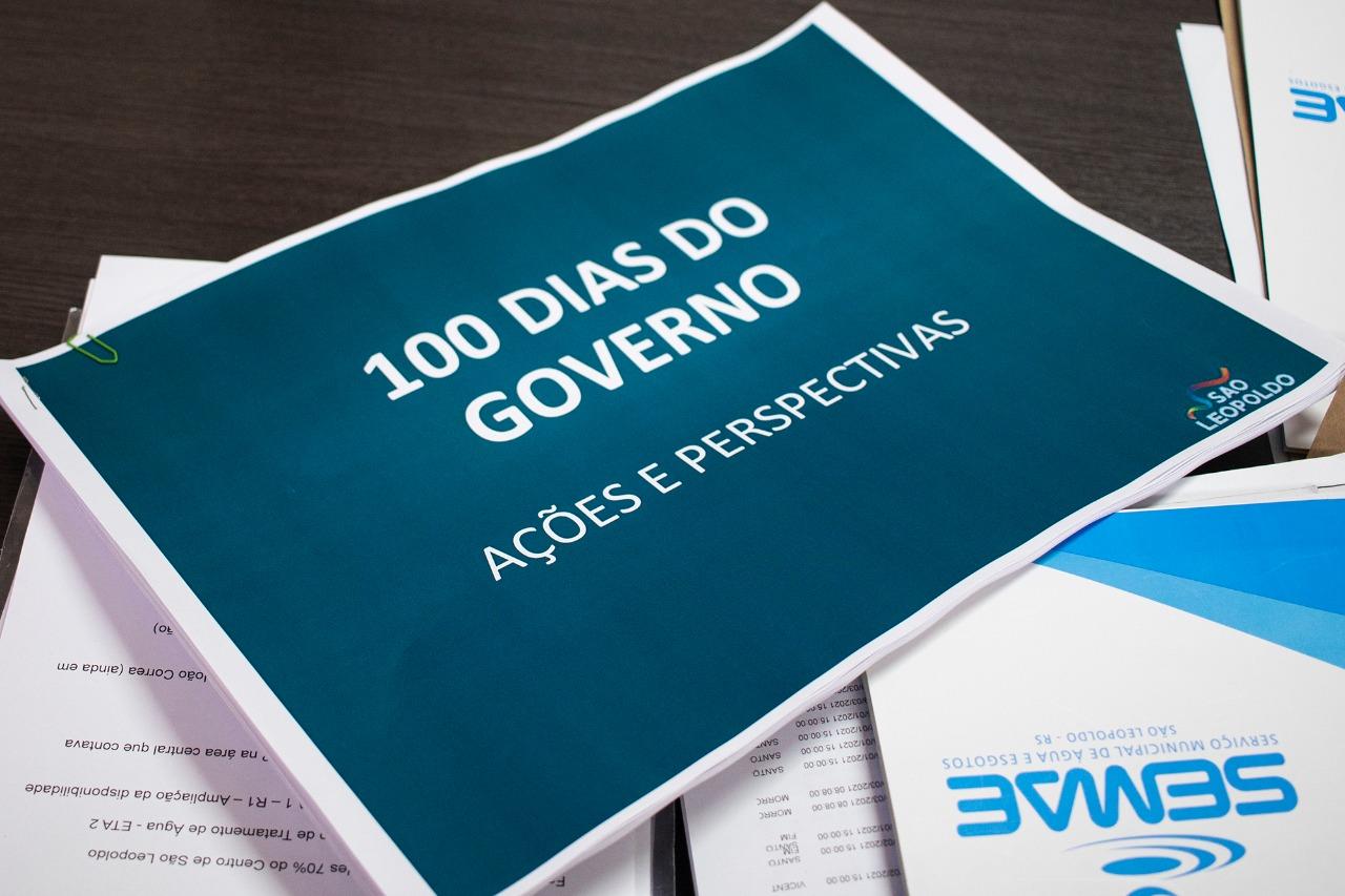 Governo Municipal Apresenta Balanço Dos 100 Primeiros Dias Da Gestão 2021-2024